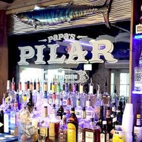 The Blue Pilar Bar