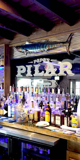 Flagler Tavern Pilar Bar