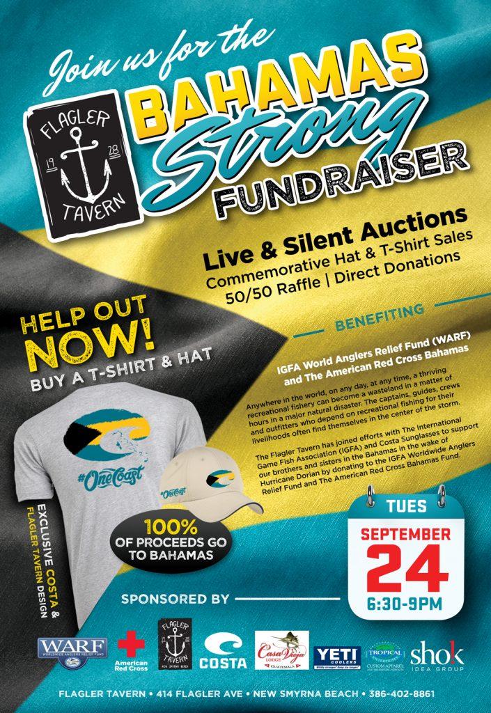 Bahamas Strong Fundraiser