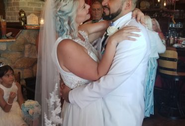 Mr & Mrs Chavez - Congratulations!