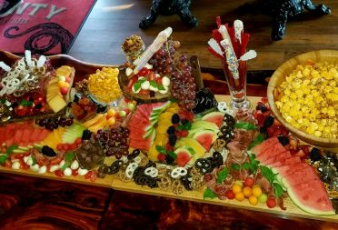 Amazing Sweet & Salty Snack Table