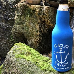 Blue Bottle Koozie