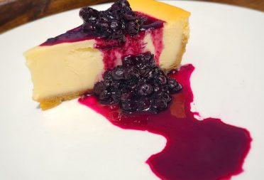 NY Style Cheesecake, Yum!