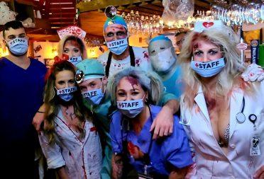 Tavern Crew Halloween 2020