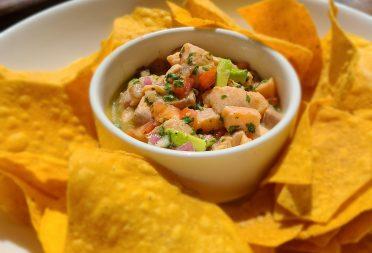 Chef's Salmon Ceviche