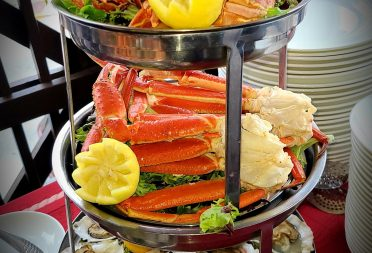 Private Catering Seafood Tower
